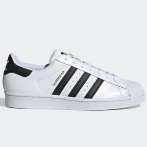 Adidas Superstar Shell Toe Sneakers size 7